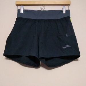 Brooks running shorts size small
